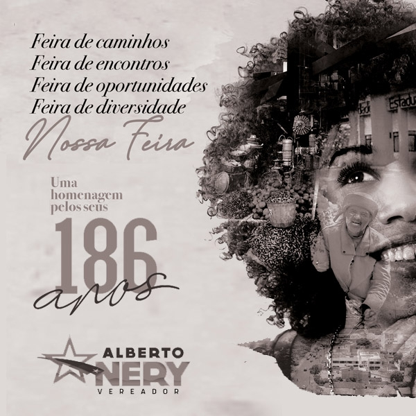 Aniversário de Feira - Alberto Nery