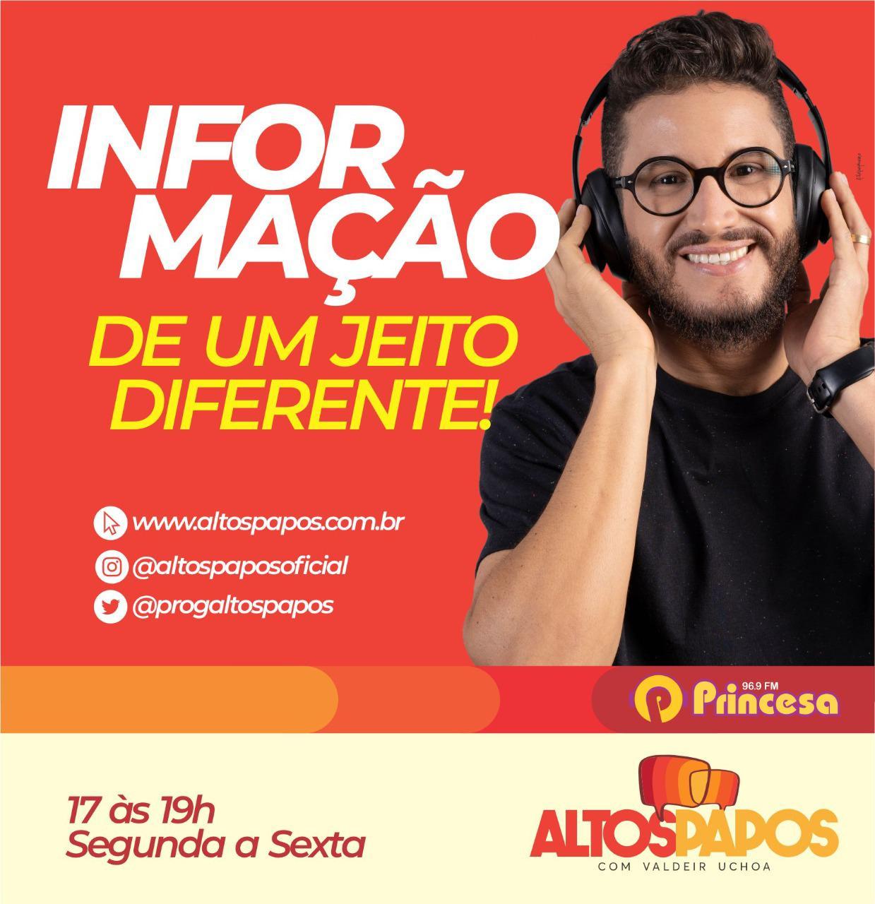 Banner Princesa FM