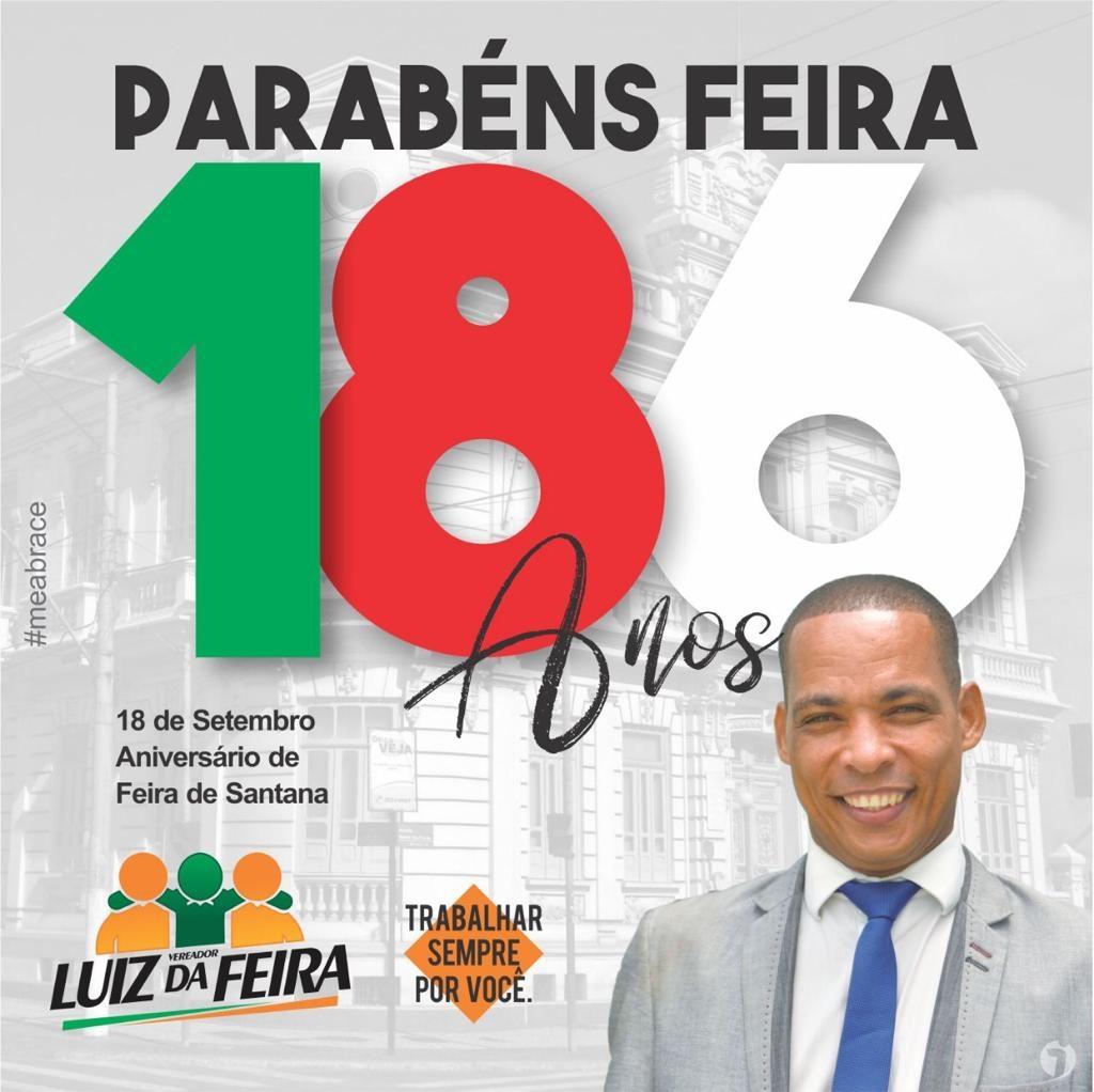 Banner Luiz da Feira