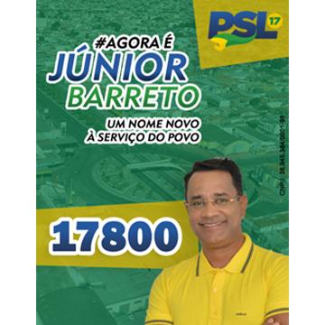 Santinhos - Junior Barreto