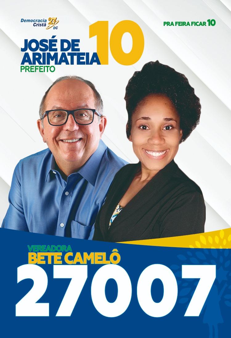 Santinhos - Bete Camelô