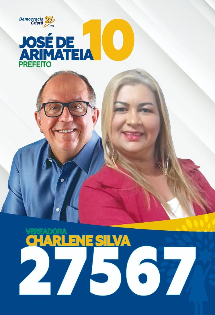 Santinhos - Charlene Silva