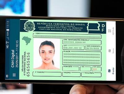 819902784 CNH Digital é liberada em todo Brasil  Aprenda como tirar sua e-CNH em 7  passos - Brasil - Notícias